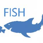 Flaming angelfish – (FISH-fish) See facts
